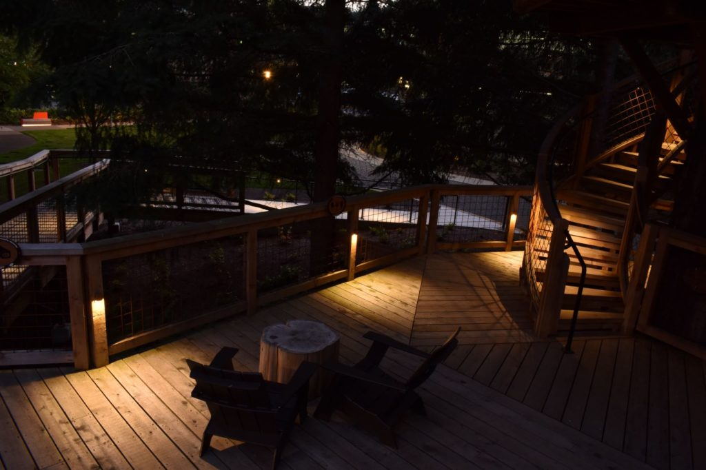 The Lighting Group Lighting Projects in Southeast Alaska and Western Washington